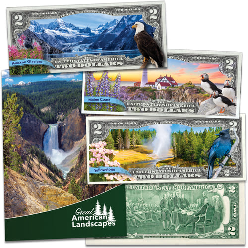 Celebrating Autumn on Coins and Paper Money – Littleton Coin Company Blog