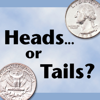 Heads Or Tails Generator