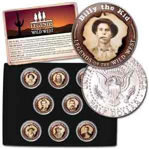 Legends Set - Littleton Coin Blog