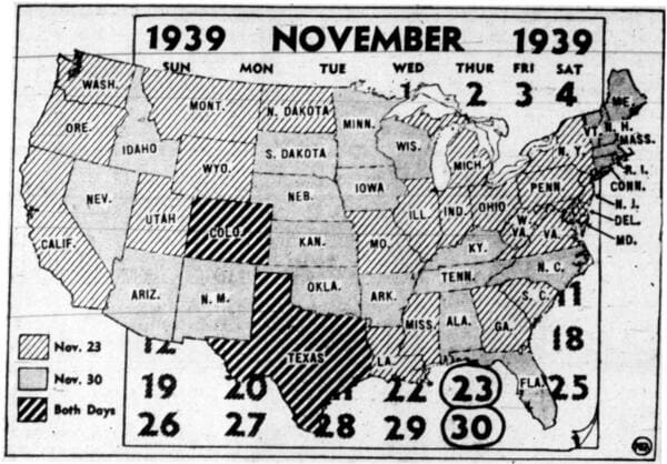Recalling America's Thanksgiving Story - Littleton Coin Blog