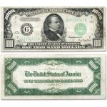 The Story Behind… <br>High Denomination U.S. Notes