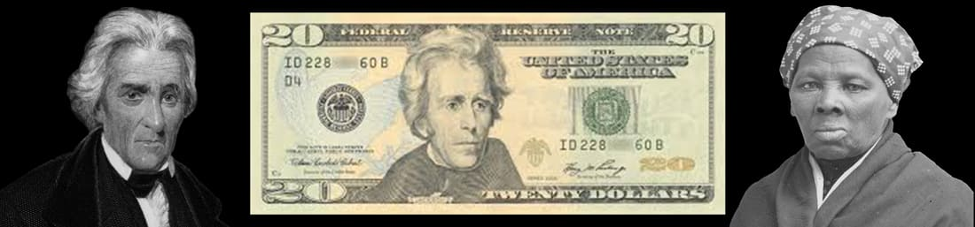 Did you know that these 5 people used to be on our paper money? – Littleton Coin Company Blog