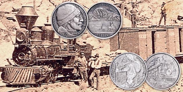 """""""Hobo Nickel"""" Rounds - Littleton Coin Blog"""