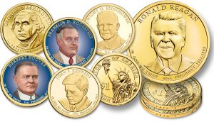 Presidential Coins - Littleton Coin Blog