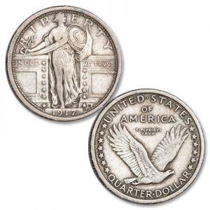 Standing Liberty Quarter - Littleton Coin Blog