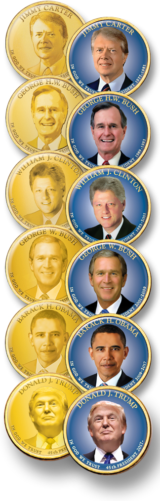 Living Presidents Dollars