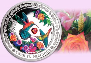 2016 Love is Precious Coin - Littleton Coin Blog
