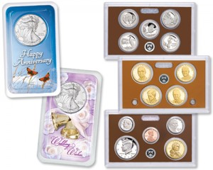 Proof Set and Special Occasion Silver American Eagle Showpaks - Littleton Coin Blog
