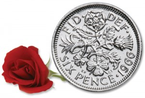 Sixpence - Littleton Coin Blog