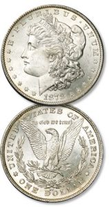 Morgan Dollar - Littleton Coin Blog