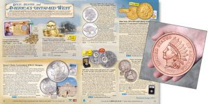 Catalog pages of the Untamed West - Littleton Coin Blog