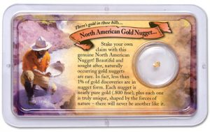 Gold Nugget - Littleton Coin Blog