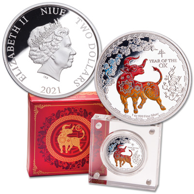Happy Lunar New Year – welcome to the Year of the Ox! – Littleton Coin Company Blog