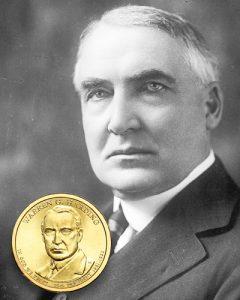 Warren G. Harding - Littleton Coin Blog
