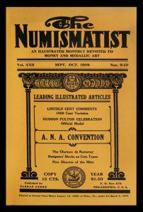 The Numismatist - Littleton Coin Blog