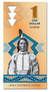 Littleton Coin Blog - Native American Chief Note