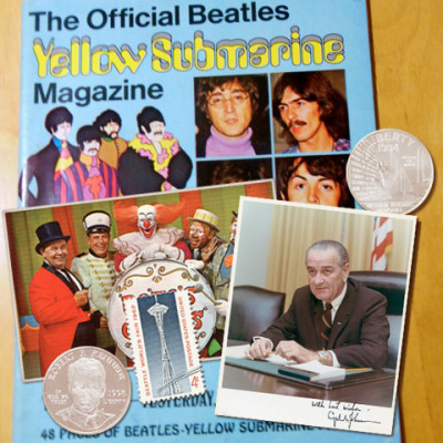 Littleton Coin Company Blog - presidential dollars