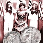 Lady Liberty: over 150 years on U.S. coinage and now back again