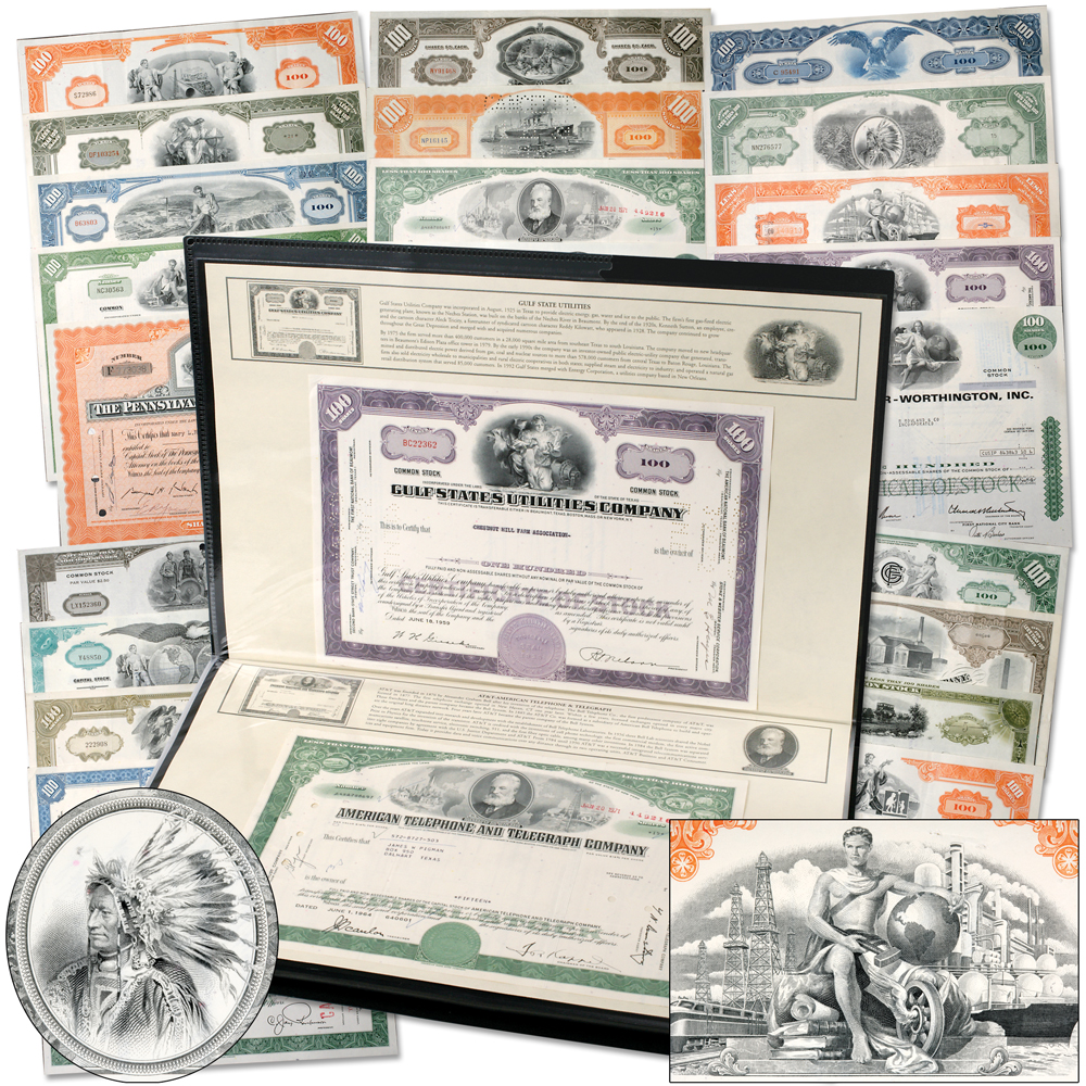 """Hot"" collectibles recall legendary companies that built our country! - Littleton Coin Blog"