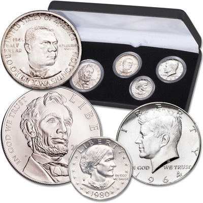 Martin Luther King, Jr. Day – Honoring a Civil Rights Pioneer – Littleton Coin Company Blog