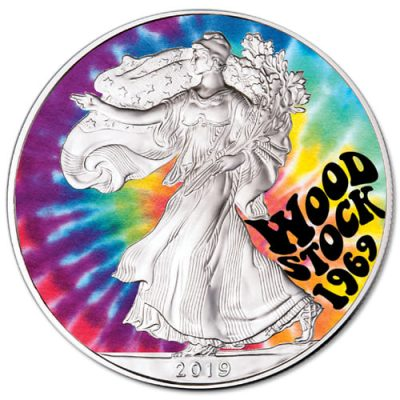 """50th Anniversary of Woodstock & other """"memorable"""" 1969 events – a Littleton Coin Company blog"""