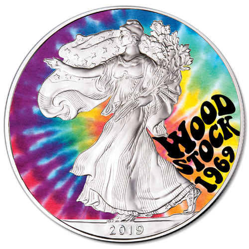 50th Anniversary of Woodstock & other 'memorable' 1969 events – a Littleton Coin Company blog