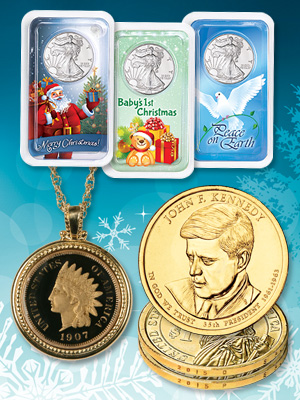 Three Top Gifts - Littleton Coin Blog