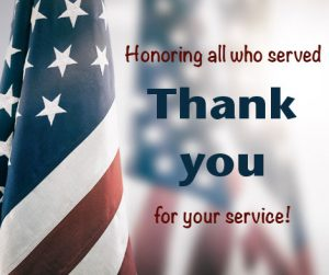 Veterans Day - Thank you for your service! - Littleton Coin Blog