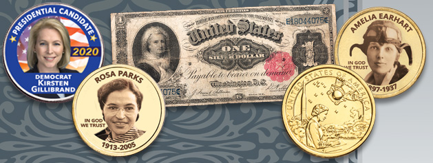 Women contributions - Littleton Coin Blog